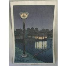 Nouet Noel: Shinobazu Pond — 不忍池 - Japanese Art Open Database