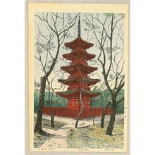 Nouet Noel: Ueno Park — 上野公園 - Japanese Art Open Database