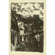 Oda Kazuma: Takatsu Shrine - Japanese Art Open Database