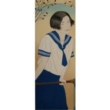 Okamoto Yoshimi: First Love 10 - Japanese Art Open Database