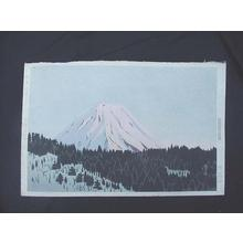 Okumura Koichi: Mt. Fuji - Japanese Art Open Database