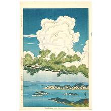 Okumura Koichi: Yashima in Summer - Japanese Art Open Database