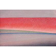 Onishi Yasuko: Sunlight Seashore 2 — 光の臨海-2 - Japanese Art Open Database