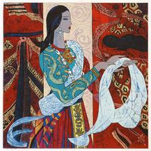 Ping Hao: Blessing - Japanese Art Open Database