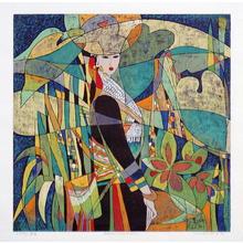 Ping Hao: Dress Up - Japanese Art Open Database