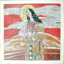 Ping Hao: Pray - Japanese Art Open Database