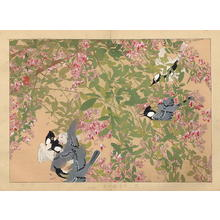 Rakusan Tsuchiya: Spring - Japanese Art Open Database