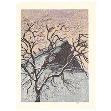 Rome Joshua: Snowy Morning - Japanese Art Open Database