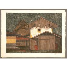Rome Joshua: Sunshine Shower - Japanese Art Open Database