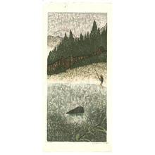 Rome Joshua: Sweet Fish Fisherman - Japanese Art Open Database