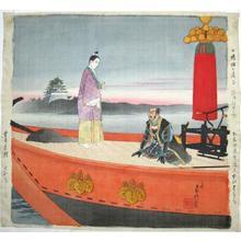 Sadanobu 3 Hasegawa: Kato Kiyomasa - Japanese Art Open Database