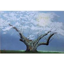 Sano Seiji: Cherry Blossom Splendour — 桜花壮麗 - Japanese Art Open Database