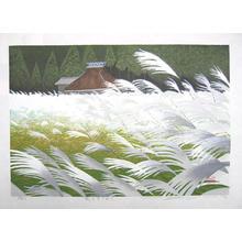 Sano Seiji: Shining Wind - Japanese Art Open Database