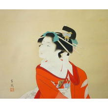 Seien Shima: Geisha - 1 - Japanese Art Open Database