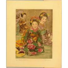 Seiler, Willy: Maiko - Japanese Art Open Database