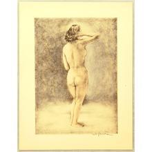 Seiler, Willy: Nude - Japanese Art Open Database