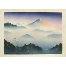 日下賢二: Late fall — 晩秋 - Japanese Art Open Database