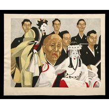 Sekino Junichiro: Bungoro Onstage - Japanese Art Open Database