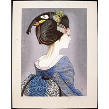 Sekino Junichiro: Kanbeni White - Japanese Art Open Database