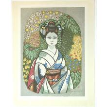 Sekino Junichiro: Maiko - Japanese Art Open Database