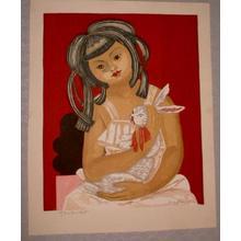 Sekino Junichiro: My Daughter - Japanese Art Open Database
