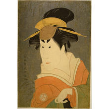 東洲斎写楽: The Actor Osagawa Tsuneyo2 — 二世小佐川常世 - Japanese Art Open Database