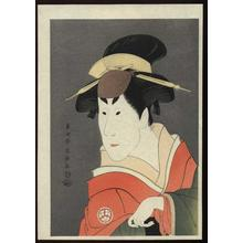 Toshusai Sharaku: The Actor Osagawa Tsuneyo2 — 二世小佐川常世 - Japanese Art Open Database