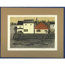 Shima Tamami — 島 珠実: Seaside House — 海岸の家 - Japanese Art Open Database