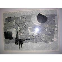 Shima Tamami — 島 珠実: Untitled birds in greyscale - Japanese Art Open Database