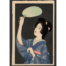 Ito Shinsui: Firefly - Japanese Art Open Database