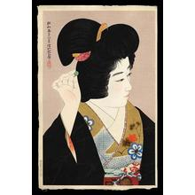 Ito Shinsui: Pupil of the Eye - Japanese Art Open Database