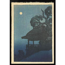 Ito Shinsui: Ishiyamadera - Japanese Art Open Database
