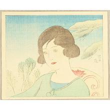 伊東深水: Beauty - Japanese Art Open Database