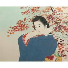 Ito Shinsui: Endless Autumn — 綿秋 - Japanese Art Open Database