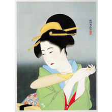 Ito Shinsui: In early summer - Japanese Art Open Database