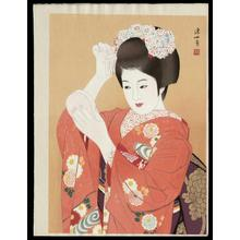 Ito Shinsui: Kanzashi- Hair Pin - Japanese Art Open Database