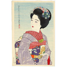 伊東深水: Maiko - Japanese Art Open Database