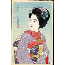 Ito Shinsui: Maiko - Japanese Art Open Database