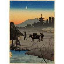 Shotei Takahashi: Coming Home - Kison - Japanese Art Open Database