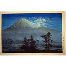 Shotei Takahashi: Fujine — ふじ根 - Japanese Art Open Database