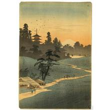Shotei Takahashi: K1- Path to Fuji - Japanese Art Open Database