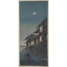 Shotei Takahashi: Mennenbashi - Japanese Art Open Database