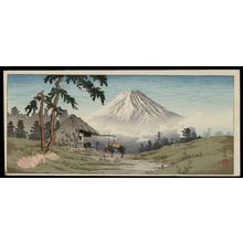 Shotei Takahashi: Otome Mountain Pass - Japanese Art Open Database