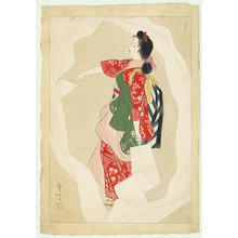 Shuho Yamakawa: Nunozarashi - Dance - Japanese Art Open Database