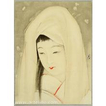 Shuho Yamakawa: Snow Maiden - Japanese Art Open Database