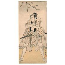 勝川春英: Kabuki actor, Ichikawa Komazo - Japanese Art Open Database