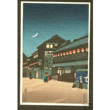Shunho: Souemon-cho, Osaka- PC - Japanese Art Open Database