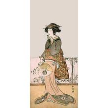Katsukawa Shunsho: Nakamura Rikou-I - Japanese Art Open Database