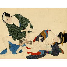 宮川春汀: Shunga 2 - Japanese Art Open Database