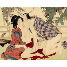 宮川春汀: Shunga 4 - Japanese Art Open Database